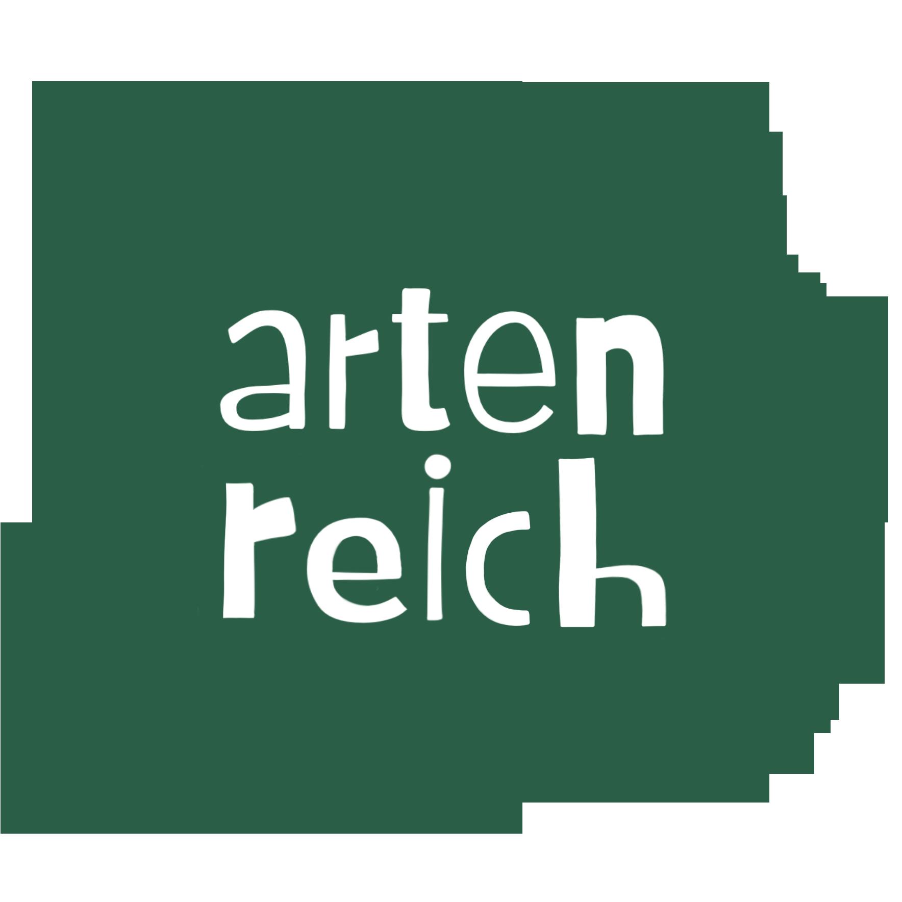 Artenreich in Riehen Logo
